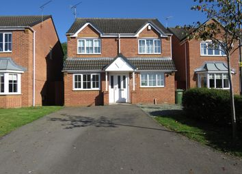 4 bed detached house to rent in Sterling Close, Denby, Ripley DE5