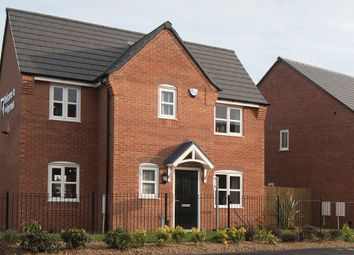 "3 bed property for sale in ""The Blackthorne"" at Mansfield Road, Tibshelf, Alfreton DE55"