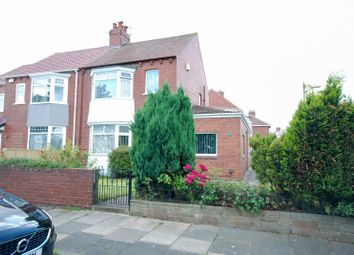 Thumbnail 3 bed property for sale in Reading Road, South Shields