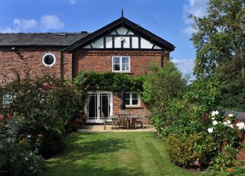 Thumbnail 2 bed barn conversion for sale in Bostock Grange Mews, Brick Kiln Lane, Middlewich, Cheshire