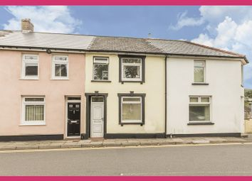 Thumbnail 3 bed terraced house for sale in New William Street, Blaenavon, Pontypool