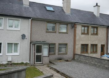 Thumbnail 3 bedroom terraced house to rent in Braehead Terrace, Dufftown, Keith