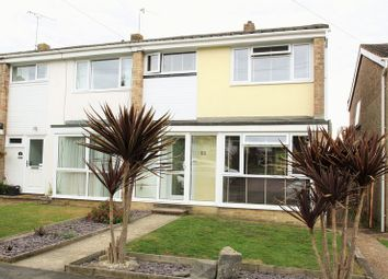 Thumbnail 3 bed end terrace house for sale in Cunningham Avenue, Bishops Waltham, Southampton