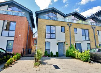 Thumbnail 3 bed end terrace house for sale in Westfield Avenue, Woking