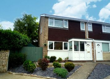 Thumbnail 3 bed semi-detached house to rent in Swinstead Court, Chalgrove, Oxford