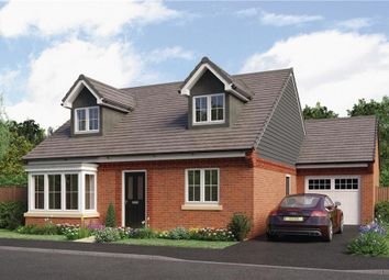 "Thumbnail 3 bed detached house for sale in ""Eyre"" at Hastings Close, Chesterfield"