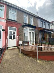 Thumbnail 3 bed terraced house for sale in Llanfair Road, Tonypandy