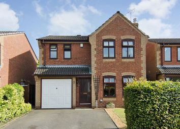 Thumbnail 4 bed detached house for sale in Verdon Close, Penkridge, Stafford