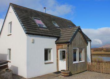 Thumbnail 3 bed detached house for sale in Lower Breakish, Breakish, Isle Of Skye