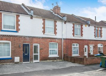 Thumbnail 2 bedroom terraced house for sale in Clarendon Road, Southampton