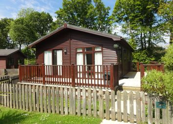Thumbnail 2 bed lodge for sale in The Thatches, Modbury