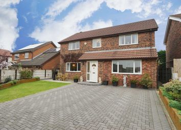 Thumbnail 5 bed detached house for sale in Allesley Close, Westhoughton, Bolton