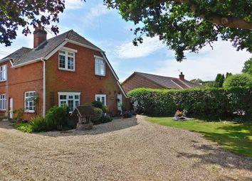 Thumbnail 2 bed cottage for sale in Burnt House Lane, Stubbington, Fareham