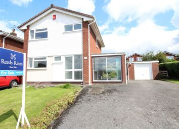 Thumbnail 3 bed detached house for sale in Witham Way, Biddulph, Stoke-On-Trent