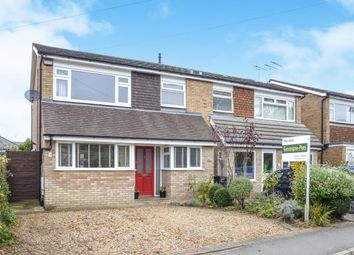 Thumbnail 3 bed semi-detached house for sale in Leatherhead, Surrey, Uk