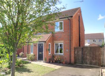 Thumbnail 2 bedroom semi-detached house for sale in Oakwell Close, Scunthopre, North Lincolnshire
