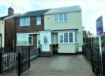 Thumbnail 2 bed semi-detached house for sale in Ryders Green Road, West Bromwich