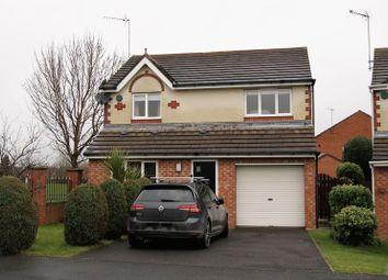 Thumbnail 3 bed detached house to rent in Langton Drive, Cramlington