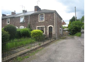 Thumbnail 2 bed end terrace house for sale in Wesley Street, Cwmbran