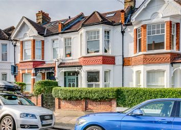 Thumbnail 4 bed terraced house for sale in Chasefield Road, London