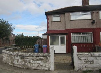 Thumbnail Semi-detached house for sale in Westcliffe Road, West Derby, Liverpool