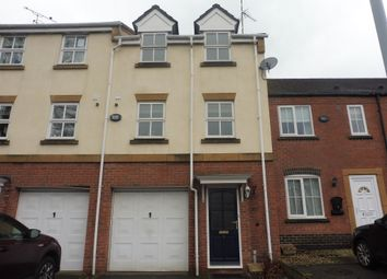 Thumbnail 3 bed town house for sale in Halford Grove, Hatton Park, Warwick