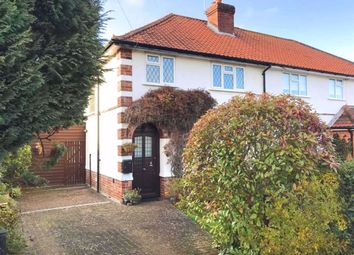 3 bed semi-detached house for sale in Swaffield Road, Sevenoaks TN13