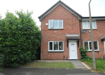 Thumbnail 3 bed town house for sale in Kilsby Close, Farnworth, Bolton
