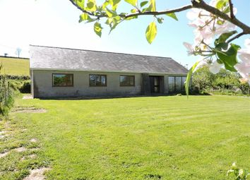 Thumbnail 4 bed detached bungalow for sale in Bronwydd Arms, Carmarthen