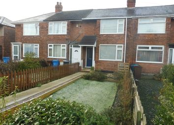 Thumbnail 2 bed terraced house to rent in Hotham Drive, Hull
