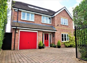 Thumbnail 7 bed detached house for sale in Benham Hill, Thatcham