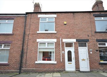 Thumbnail 2 bed terraced house for sale in Woodlands Road, Bishop Auckland