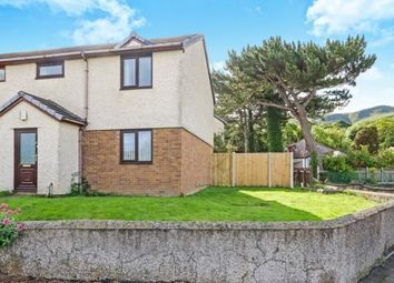 Thumbnail 3 bed end terrace house for sale in Llys Sambrook, Penmaenmawr, Conwy, North Wales