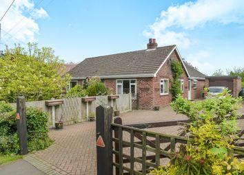 Thumbnail 4 bedroom detached bungalow for sale in Chapel Road, Foxley, Dereham