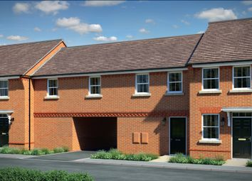 "Thumbnail 2 bedroom terraced house for sale in ""Wincham"" at Whetstone Street, Redditch"