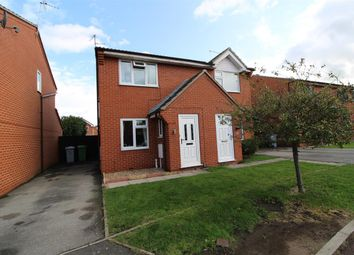 Thumbnail 2 bed semi-detached house for sale in Centenary Close, New Balderton, Newark