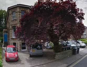Thumbnail 4 bed flat to rent in Meridian Road, Cotham, Bristol