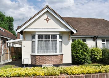 Thumbnail 2 bed semi-detached bungalow for sale in Pentland Avenue, Chelmsford, Essex