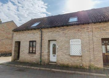 Thumbnail 1 bed terraced house for sale in Pump Lane, Stretham, Ely