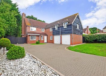 Thumbnail 6 bed detached house for sale in Tempest Mead, North Weald, Epping, Essex