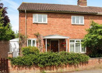 Thumbnail 3 bedroom semi-detached house for sale in Lambrok Close, Trowbridge