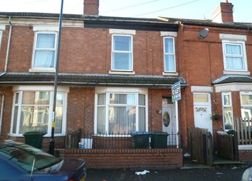 Thumbnail 3 bedroom terraced house to rent in Kingsway, Stoke, Coventry, West Midlands