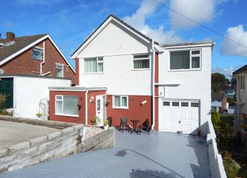 Thumbnail 5 bed detached house for sale in Glen Road, West Cross, Swansea