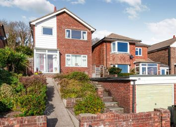 Thumbnail 3 bed detached house for sale in Peppercombe Road, Eastbourne
