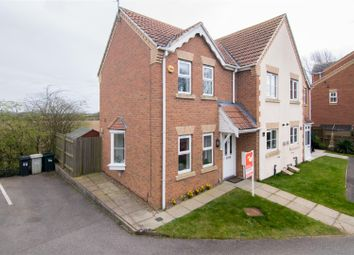 Thumbnail 2 bed semi-detached house for sale in Ashby Meadows, Spilsby