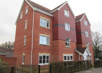 Thumbnail 2 bed flat to rent in Fallow Crescent, Hedge End, Southampton