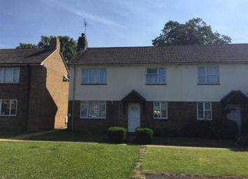 Thumbnail 2 bed semi-detached house to rent in Lancaster Square, Lyneham, Wiltshire