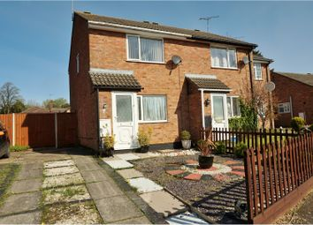 Thumbnail 2 bed end terrace house for sale in St. Catherines Close, Daventry