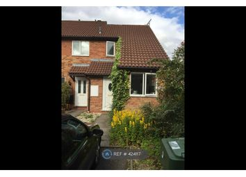 Thumbnail 1 bed terraced house to rent in Mayfield Close, Bromsgrove
