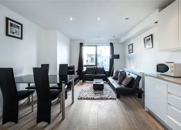 Thumbnail 1 bed flat for sale in Calico House, 199 Long Lane, London